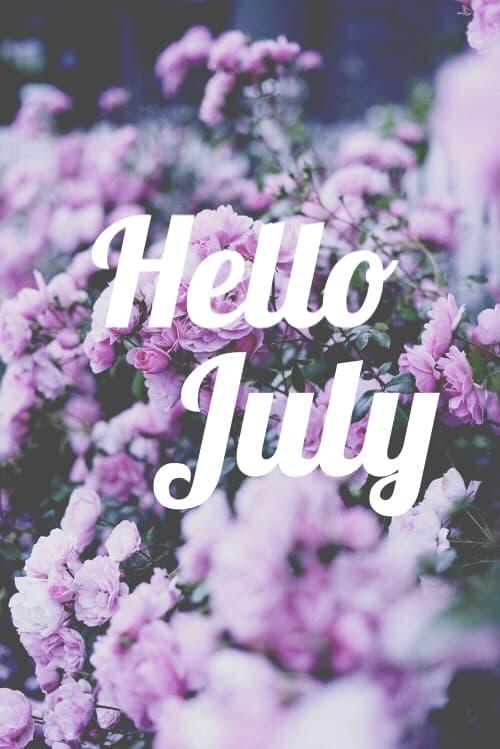 Рисунки, лето июль картинки с надписями